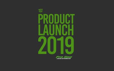 Product launch 2019